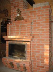 печь-камин-калорифер