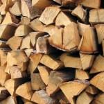 дрова.
