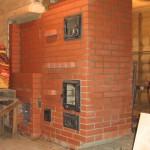 Баня-печь